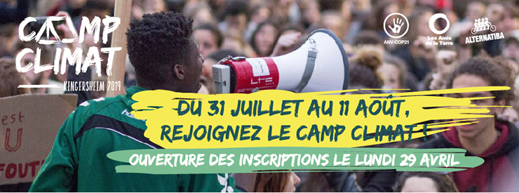 Camp Climat 2019