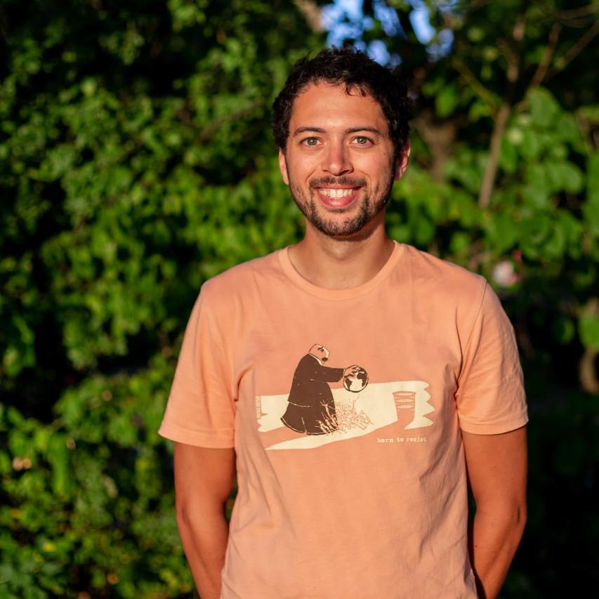 Portrait de Amaury